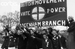 British Movement March Through London.