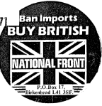 NF import sticker