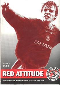 Red Attitude Issue - 12